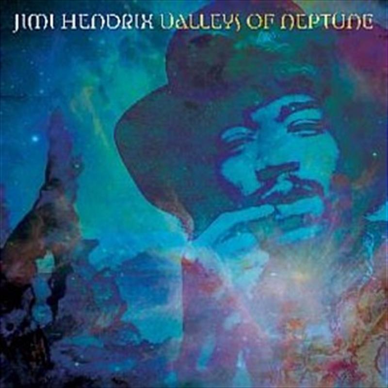 Valleys Of Neptune   CD