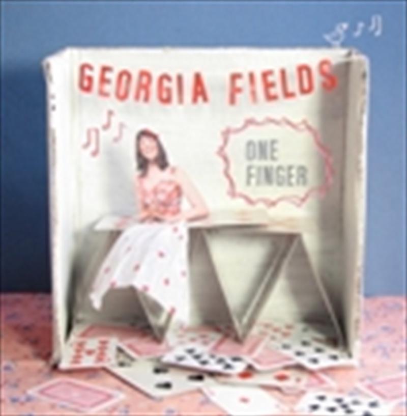 One Finger   CD Singles