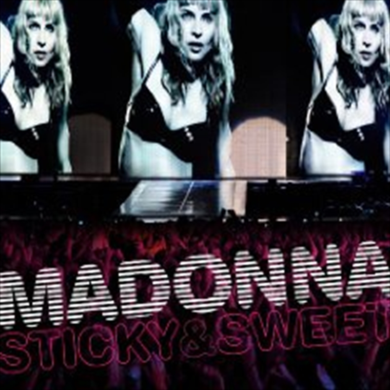 Sticky & Sweet Tour | CD/DVD