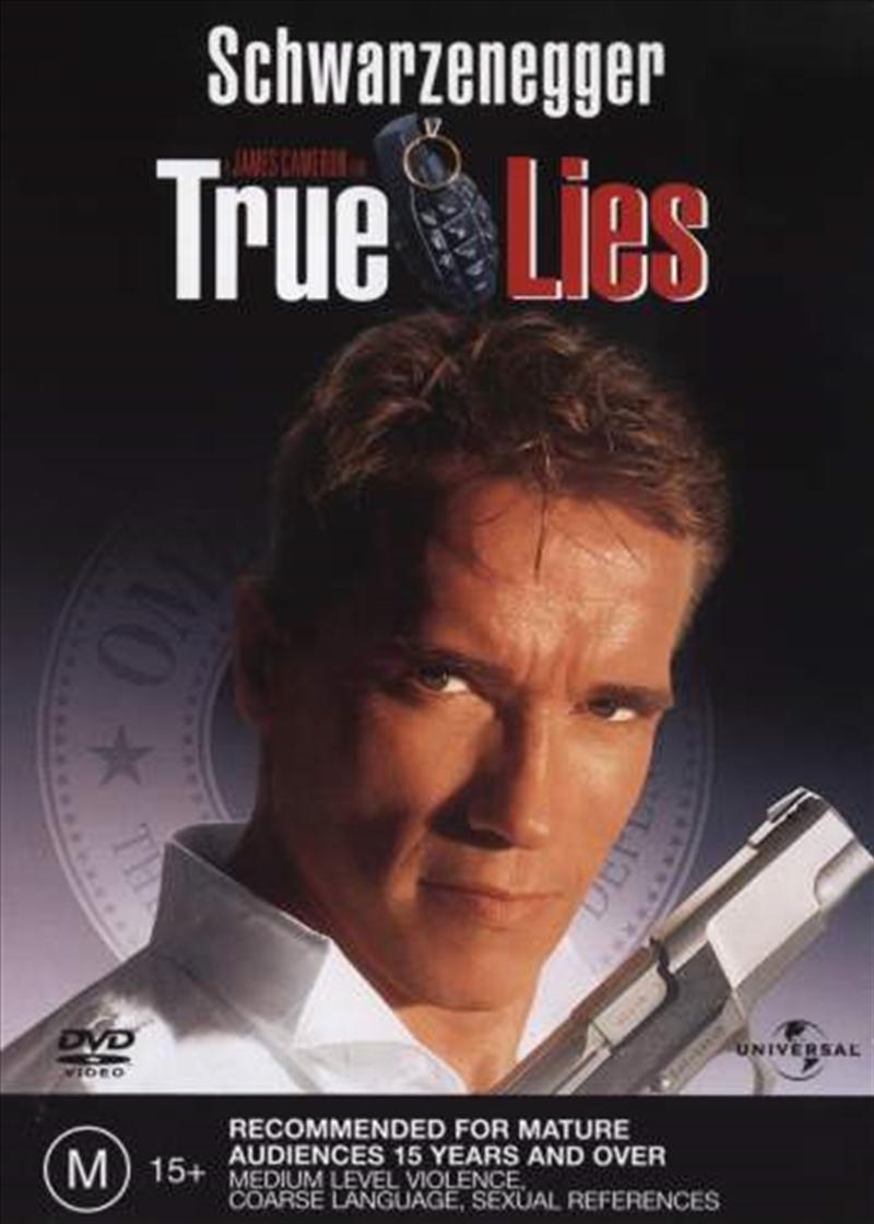 True Lies | DVD