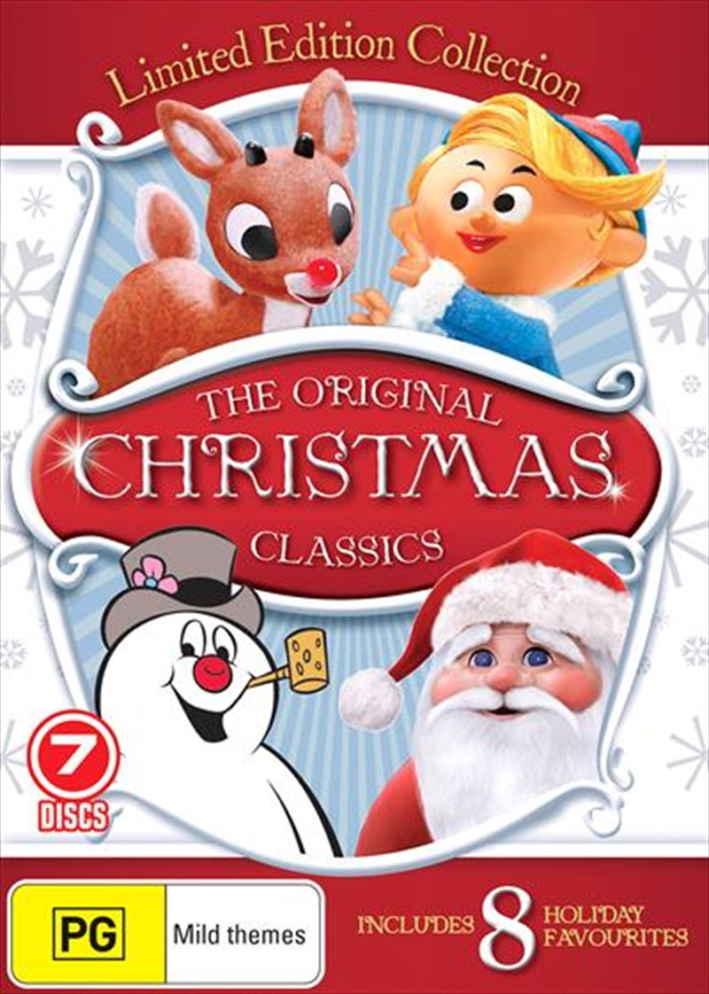 72cac7ed67c2 Buy Original Christmas Classic Collection on DVD