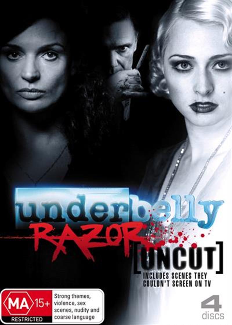underbelly razor
