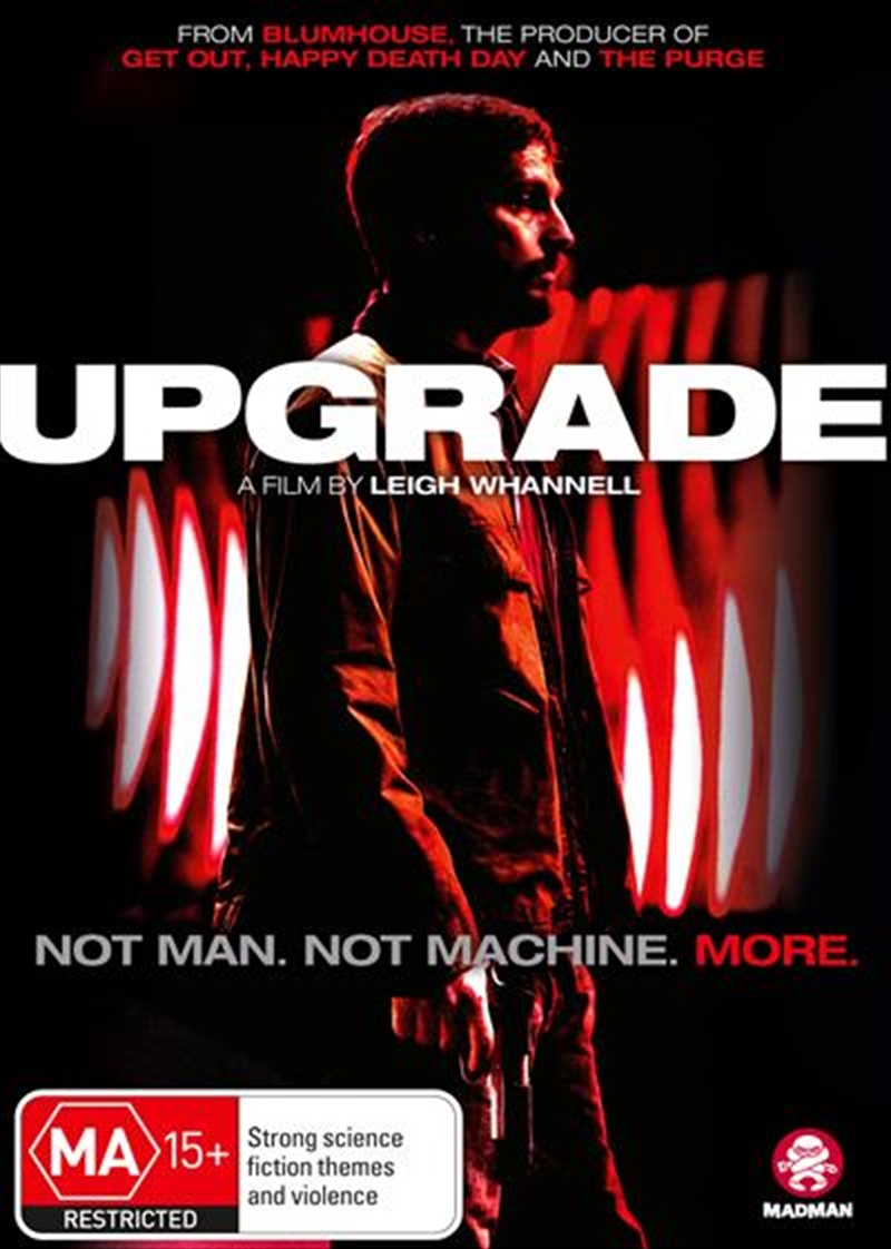Buy Upgrade On Dvd Sanity Online