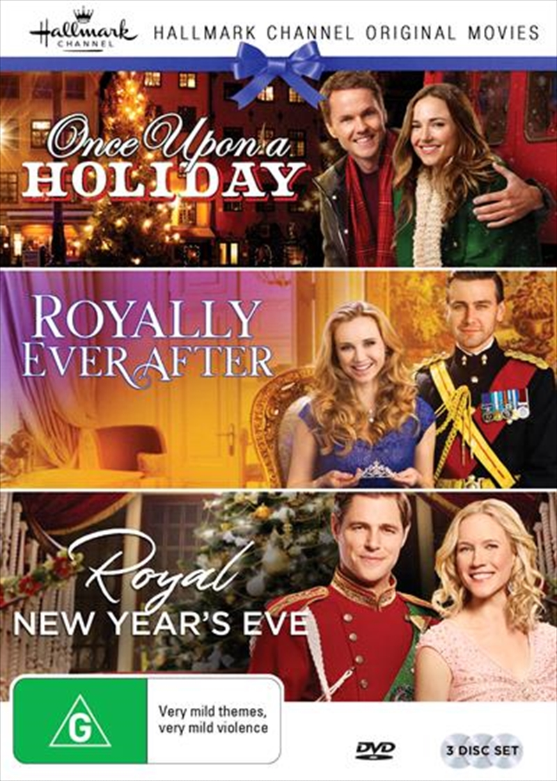 hallmark royal collection once upon a holidayroyally ever afterroyal new years eve