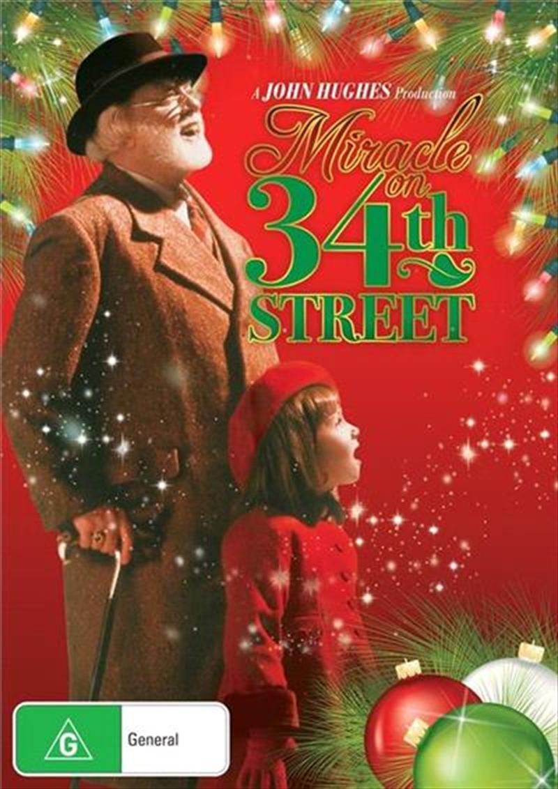 miracle on 34th street (1994 film) soundtrack