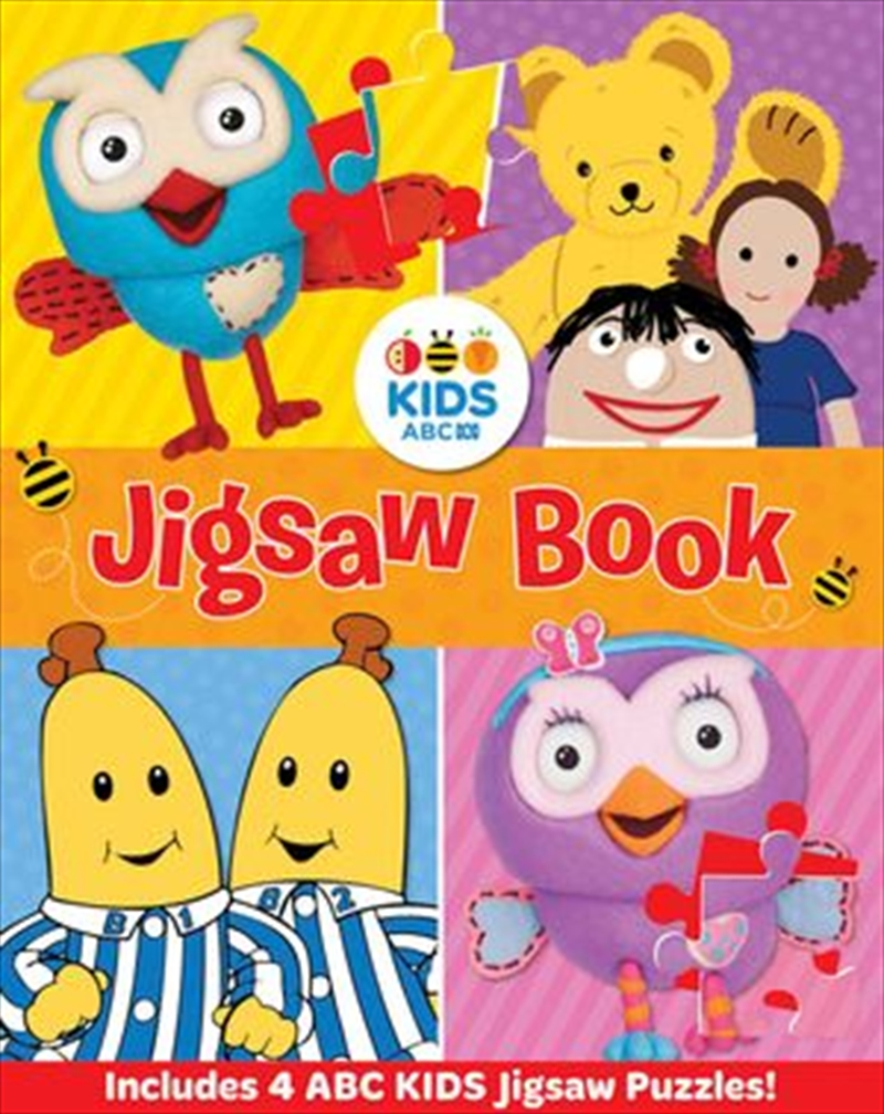 Jigsaw Abc Alphabet & Language Toys & Hobbies book