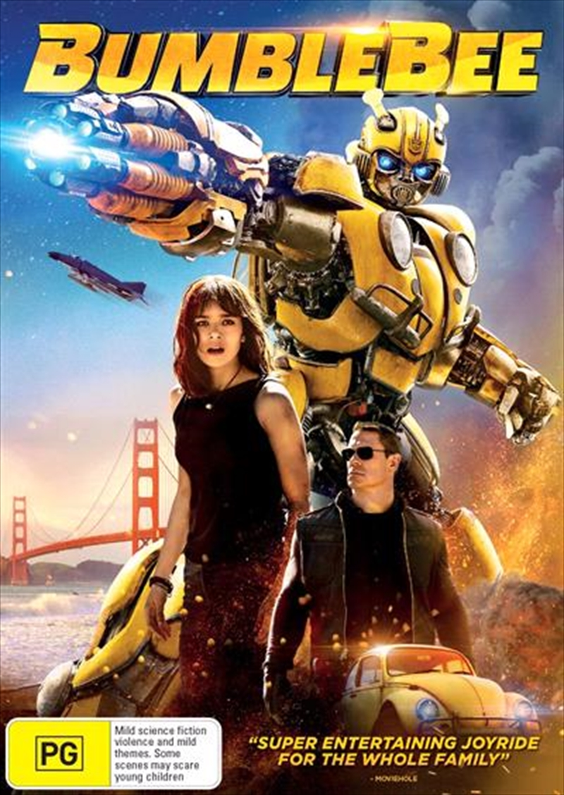 dc88a5a24d0 2 FOR  40 MOVIES   MUSIC. Bumblebee
