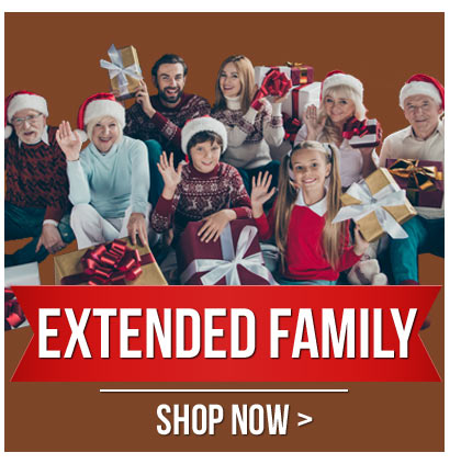 Buy Gifts For Extended Family