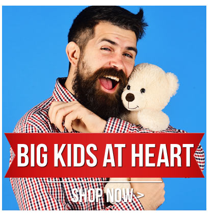 Buy Gifts For Big Kids At Heart