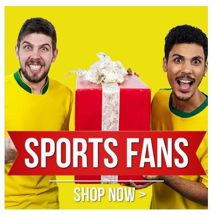 Buy A Gift For A Sports Fan