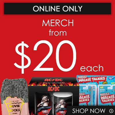 Buy Merch from $20
