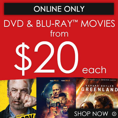 Buy Movies from $20