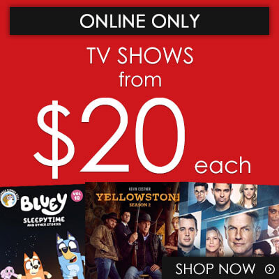 Buy TV Shows from $20