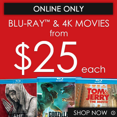 Buy 4K & Blu-ray Movies from $25