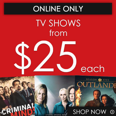 Buy TV Shows from $25