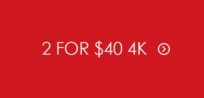 Shop 2 for $40 4K Movies