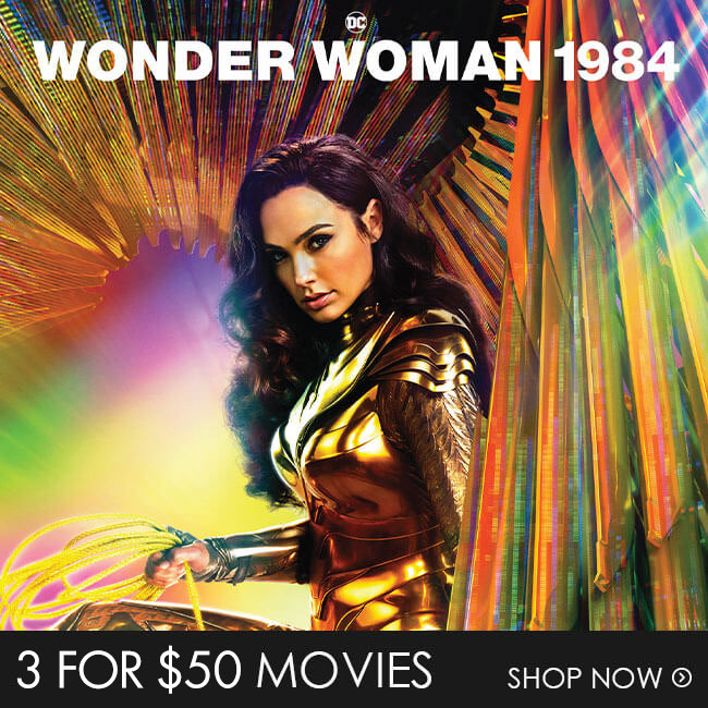 Shop 3 for $50 Movies