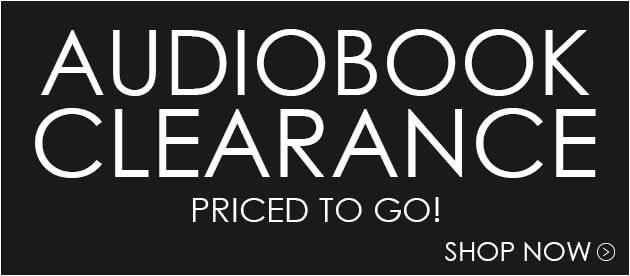 Audiobooks On Sale Now