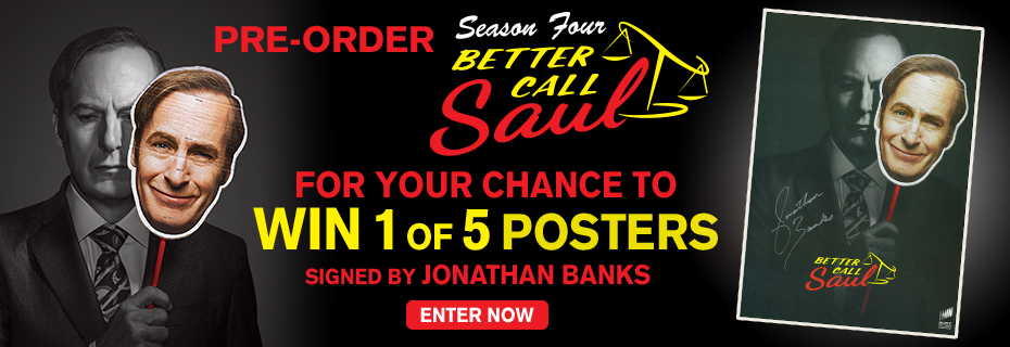 Pre-order & Enter For Your Chance To WIN!