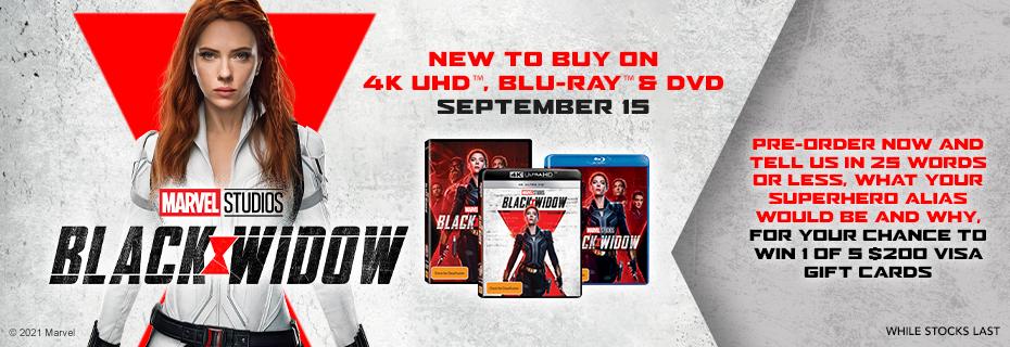 Enter Black Widow Comp Below