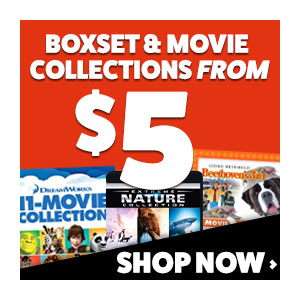 Buy Boxsets & Movies Collections from $5