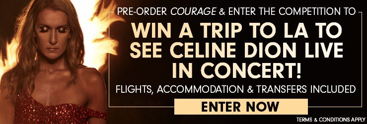 Win A Trip To L.A To See Celine Dion