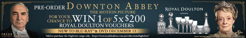 Win 1 of 5 $200 Royal Doulton Vouchers