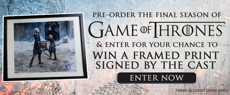 Pre-order & Click Here To Enter For Your Chance To WIN!