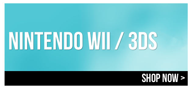 Shop Nintendo Wii & 3DS Products