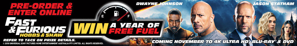 Win A Year Of Free Fuel