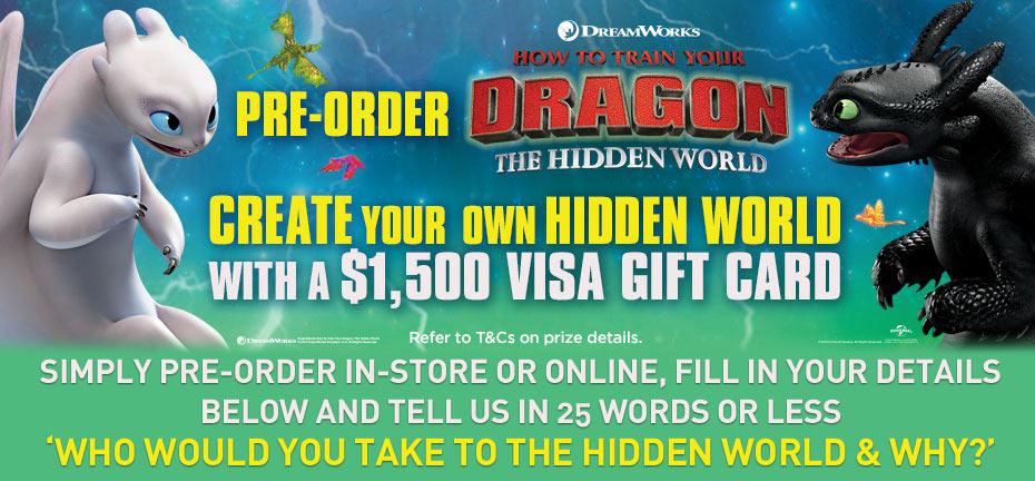 Win Your Own Hidden World Family Weekend Away