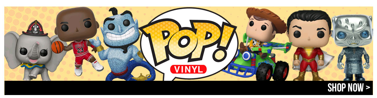 Shop Pop Vinyl