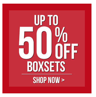 Buy Boxsets & Collections On Sale Now