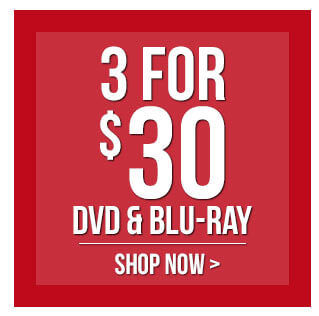 Buy 3 Movies For $30