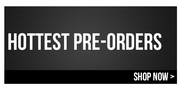 Pre-order The Hottest Music Coming Soon