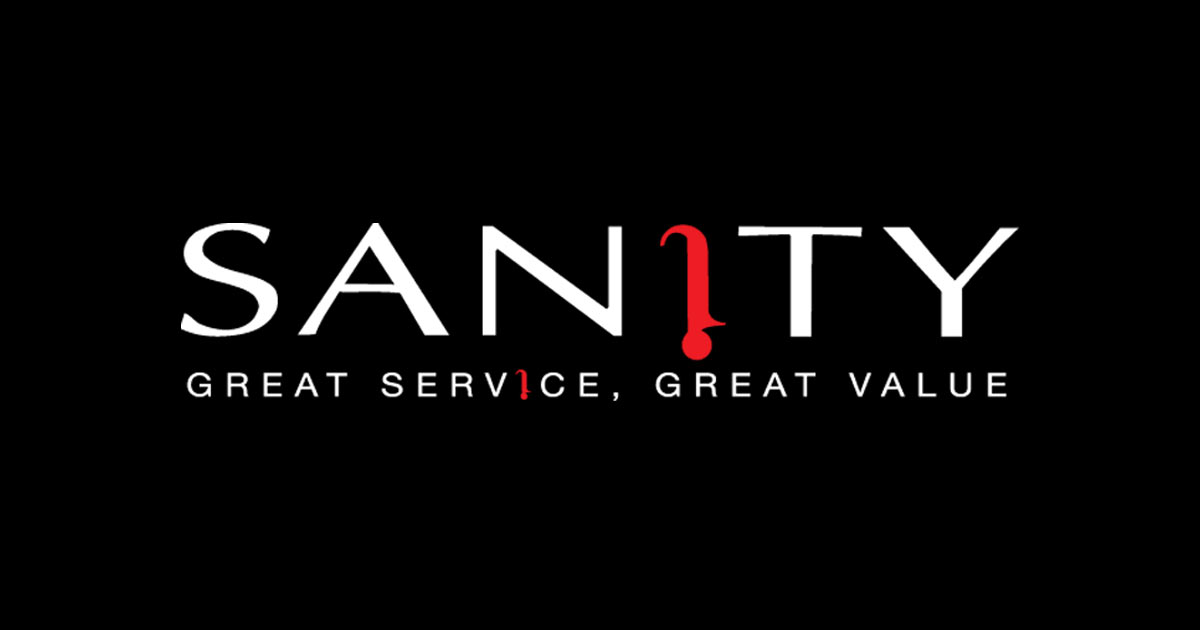 Sanity 3-30-16 Out of Stock