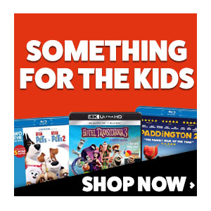 Buy Movies & TV Shows For The Kids