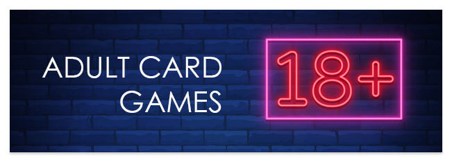 Shop All Adult Card Games