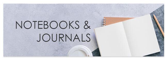 Shop All Notebooks & Journals