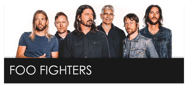 Shop All Foo Fighters