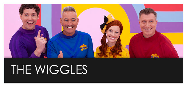 Shop All The Wiggles