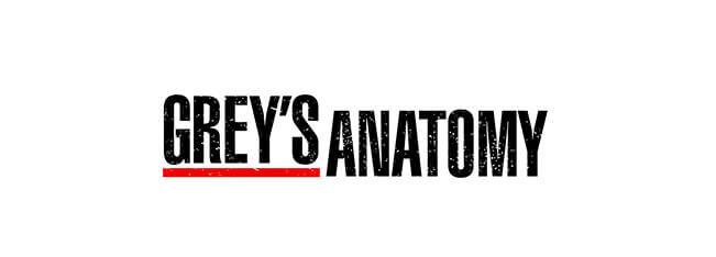 Shop All Grey's Anatomy