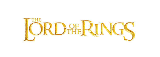 Shop All Lord Of The Rings