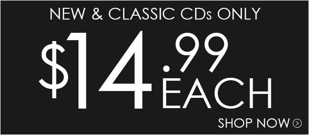 Buy CDs For Under $15