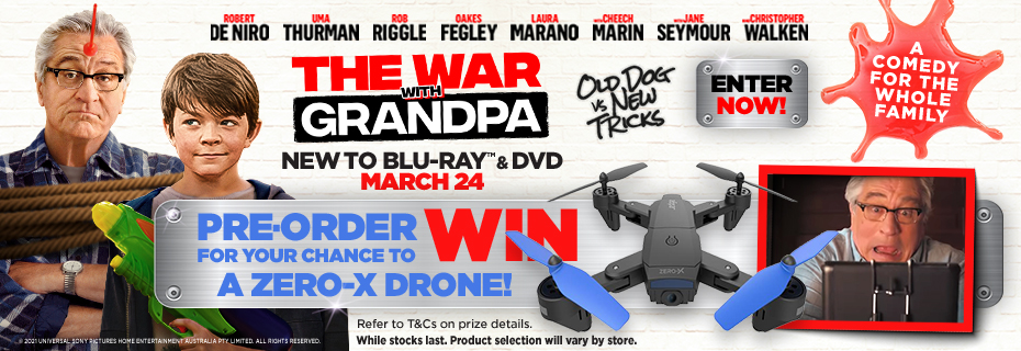 Pre-order & Click Here To Enter The Competition