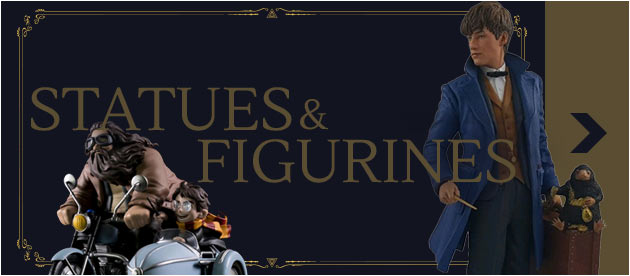 Shop Wizarding World Figurines - See Your Favourite Harry Potter & Fantastic Beasts Characters As Figurines & Statues!