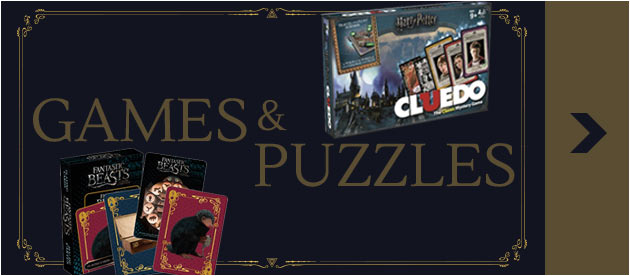 Shop Harry Potter & Fantastic Beasts Games & Puzzles