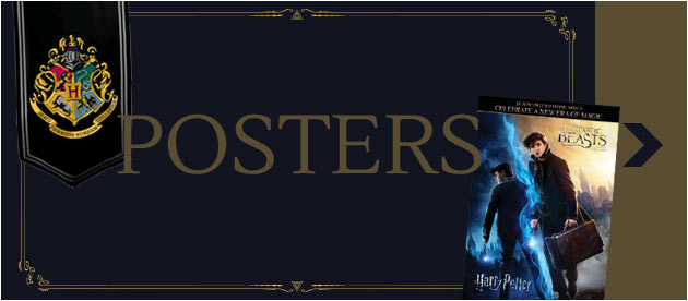 Shop Harry Potter & Fantastic Beasts Posters!