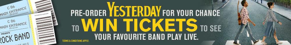 Win A $250 Ticketek Voucher
